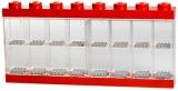 Cutie rosie pentru 16 minifigurine 40660001 LEGO
