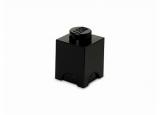 Cutie depozitare 40011733 LEGO 1x1 negru