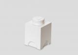 Cutie depozitare 40011735 LEGO 1x1 alb