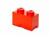 Cutie depozitare 40021730 LEGO 1x2 rosu