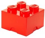 Cutie depozitare 40031730 LEGO 2x2 rosu