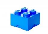 Cutie depozitare 40031731 LEGO 2x2 albastru inchis