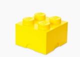 Cutie depozitare 40031732 LEGO 2x2 galben