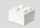 Cutie depozitare 40031735 LEGO 2x2 alb
