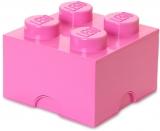 Cutie depozitare 40031739 LEGO 2x2 roz
