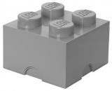 Cutie depozitare 40031740 LEGO 2x2 gri