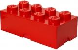 Cutie depozitare 40041730 LEGO 2x4 rosu