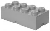 Cutie depozitare 40041740 LEGO 2x4 gri
