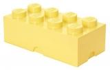 Cutie depozitare 40041741 LEGO 2x4 galben deschis