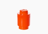 Cutie rotunda depozitare 40301730 LEGO 1x1 rosu