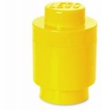 Cutie rotunda depozitare 40301732 LEGO 1x1 galben