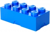 Cutie sandwich 40231731 LEGO 2x4 albastru