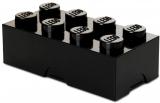 Cutie sandwich 40231733 LEGO 2x4 negru