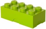 Cutie pentru sandwich 40231220, 2 x 4, verde LEGO