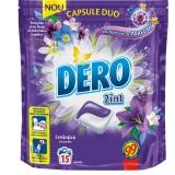 Detergent capsule duo 24/set levantica Dero