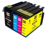 Cartus compatibil HP 933Y-XL NEW yellow Ink Euro Print