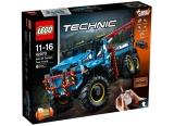 Camion de remorcare 6 x 6 42070 LEGO Technic