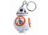 Breloc cu lanterna BB8 LGL-KE101 LEGO Star Wars