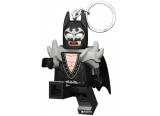 Breloc cu lanterna Batman Rocker LGL-KE103G LEGO DC Super Heroes