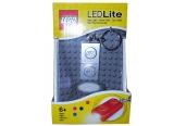 Breloc cu lanterna placa argintie LGL-KE52GS-S LEGO