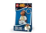 Breloc cu lanterna Admiral Ackbar LGL-KE59 LEGO Star Wars