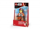 Breloc cu lanterna Poe Dameron LGL-KE95 LEGO Star Wars
