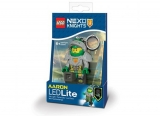 Breloc cu lanterna Aaron LGL-KE98 LEGO Nexo Knights