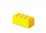 Mini cutie depozitare 40121732 LEGO 2x4 galben