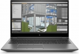 Laptop workstation HP Zbook 15 Fury G7, 15.6 inch LED FHD Anti-Glare Image Recognition 400 nits (1920x1080), Intel Core i7-10750H Hexa Core (2.6GHz, up to 5GHz, 12MB), video dedicat NVIDIA Quadro T1000 4GB GDDR5, RAM 16GB DDR4 2666Mhz (1x16GB), SSD 512GB PCIe NVMe TLC, no ODD, Card reader, Audio
