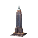 Puzzle 3D Empire State Building, 216 piese Ravensburger