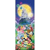 Puzzle castelul Disney, 1000 piese Ravensburger