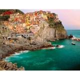 Puzzle cele cinci pamanturi - Italia, 2000 piese Ravensburger