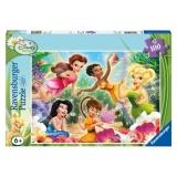 Puzzle zanele Disney, 100 piese Ravensburger