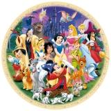 Puzzle minunata lume Disney, 1000 piese Ravensburger