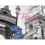 Puzzle Paris mon amour, 1500 piese Ravensburger