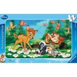 Puzzle Bambi, 15 piese Ravensburger