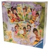 Puzzle zanele Disney, 3 buc in cutie, 25/36/49 piese Ravensburger
