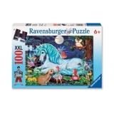 Puzzle padure, 100 piese Ravensburger