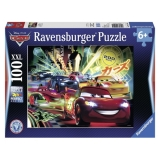 Puzzle Disney Cars, 100 piese Ravensburger