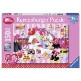Puzzle Minnie Mouse, 150 piese Ravensburger