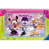 Puzzle Minnie Mouse , 15 piese Ravensburger