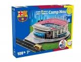 Puzzle 3D Stadion Barcelona - Camp nou (Spania) Nanostad
