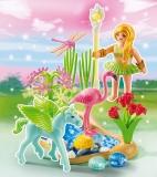 Zana Verii Cu Cal Inaripat Playmobil