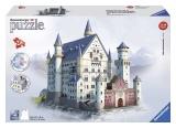 Puzzle 3D castelul Neuschwanstein, 216 piese Ravensburger