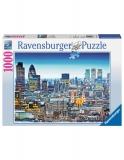 Puzzle Acoperisul Londrei, 1000 Piese Ravensburger