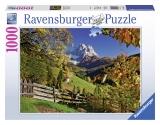Puzzle Monte Pelmo, Venetia, Italia 1000 piese Ravensburger