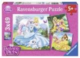 Puzzle Palace Pets 3x49p Ravensburger