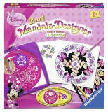 Set de creatie Mandala 2 in 1 Minnie  Arts & Crafts Ravensburger