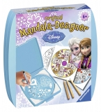 Set de creatie Mini Mandala Frozen Arts & Crafts Ravensburger