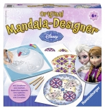 Set de creatie mandala 2 in 1 Frozen Arts & Crafts Ravensburger